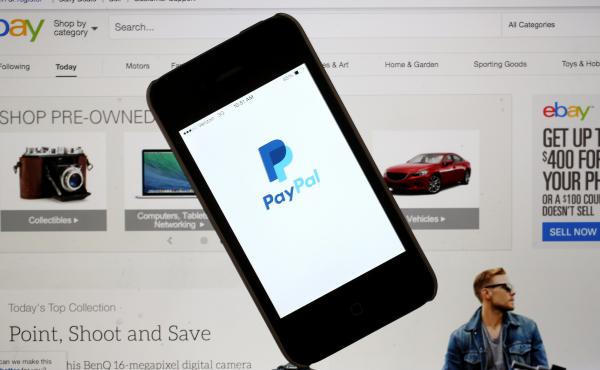 EBay announced it will split from the payments service PayPal, forming two independently traded companies beginning in 2015.