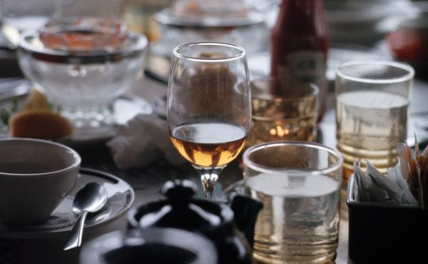 The holiday season can be a difficult time to avoid alcohol.