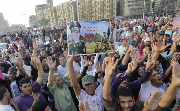 Egyptian President Abdel-Fattah el-Sisi paves way toward re-election. However, another name will be featured on the ballot: Mousa Moustafa Mousa. He slid into nominations hours before the deadline on Jan. 29, 2018.