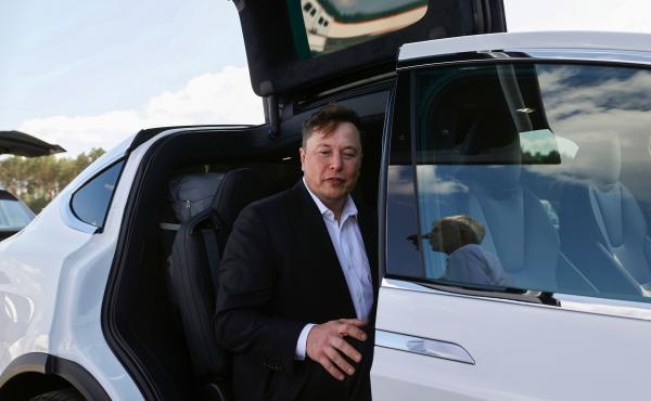 """Tesla CEO Elon Musk tweeted that there was """"something extremely bogus"""" going on with his initial coronavirus test results."""
