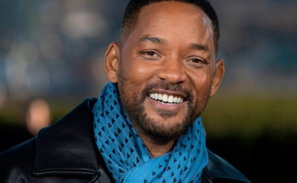 Actor Will Smith, here in Paris in January 2020, is starring in and producing the film Emancipation.