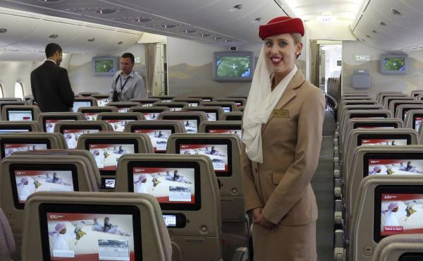 Emirates announced Wednesday that it plans to reduce flights to five of the 12 U.S. cities it currently serves.