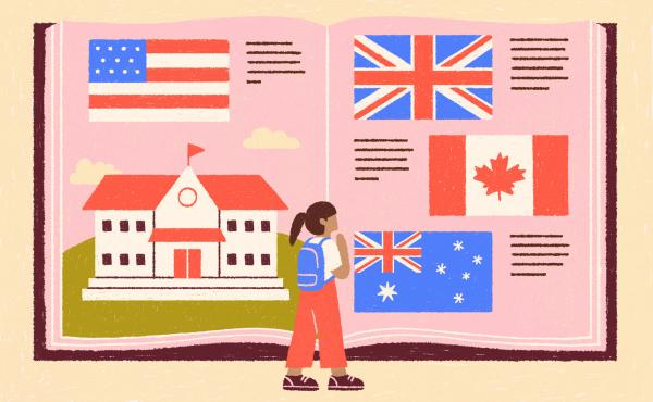 International students are seeking education in countries other than the United States.