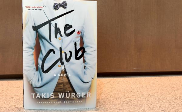 The Club, by Takis Würger