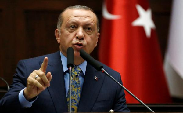 """""""Covering up such a brutal act would wound the conscience of all mankind,"""" Turkish President Recep Tayyip Erdogan told members of parliament in Ankara, speaking about the death of Saudi journalist and U.S. resident Jamal Khashoggi."""