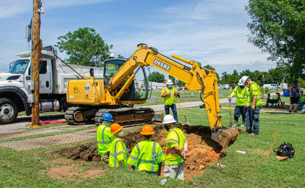 The City of Tulsa resumed a test excavation for the 1921 Tulsa Race Massacre Graves Investigation on July 13 at Oaklawn Cemetery in Tulsa.
