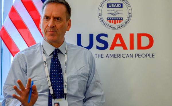 Mark Green has stepped down as administrator of the United States Agency for International Development (USAID) after nearly three years on the job.