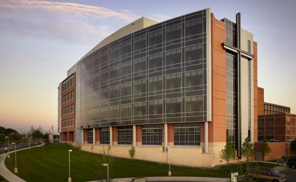 St. Agnes Hospital in Baltimore is one of the 131 hospitals run by Ascension Health. It's a not-for-profit, Catholic health care system that treats many low-income patients.