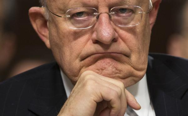 Former Director of National Intelligence James Clapper has been making public appearances all week as part of the tour for his new book.