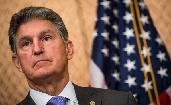 As Sen. Joe Manchin, a Democrat from West Virginia, campaigns for re-election, he has warned that 800,000 West Virginians with pre-existing conditions could lose health coverage.