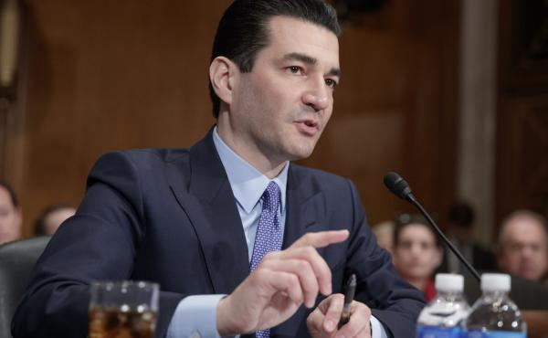 Dr. Scott Gottlieb, Food and Drug Administration commissioner, told Kaiser Health News the incentives intended to spur development of drugs for rare diseases deserve a fresh look.
