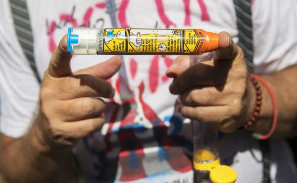 Where are the generic alternatives to EpiPen and other expensive drugs that have lost patent protection?