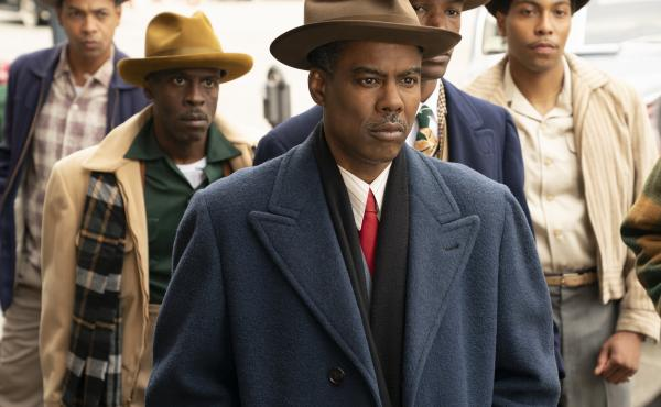 Chris Rock is the head of the new gang trying to gain power in Kansas City, Mo., in the fourth season of Fargo.