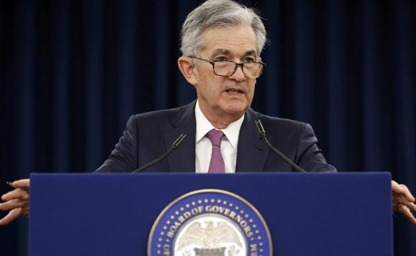Federal Reserve Chairman Jerome Powell has been under pressure from President Trump to lower interest rates.