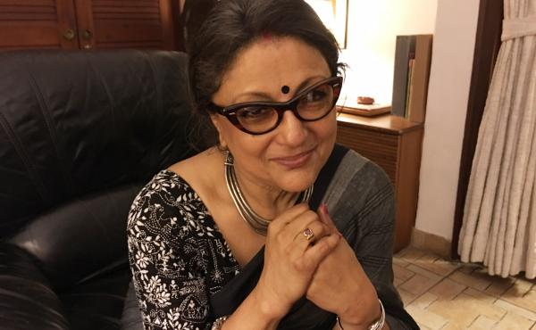 "Sonata Director Aparna Sen is a veteran of the small, artistic cinema. She says while mainstream films often  ""commodify"" women, ""the good news is that many different films are now being made about women"" and by women  who are starting their own productio"