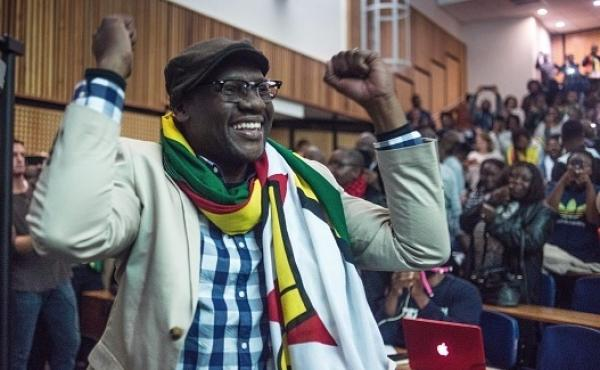 "Zimbabwean Pastor Evan Mawarire, acquitted recently of trying to subvert the government, has deftly used social media in a quest for justice and rights. ""It's important that we let the administration that is coming in right now know that if they do to us"