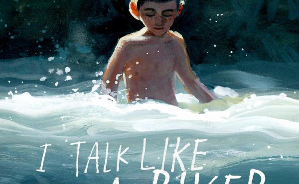 I Talk Like a River, by Jordan Scott and Sydney Smith