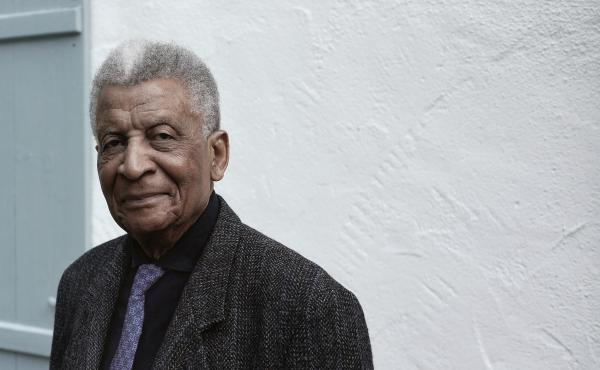 Abdullah Ibrahim's latest album, The Balance, is out now.