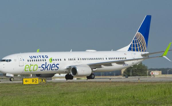 United has purchased 15 million gallons of renewable jet fuel made from beef tallow, or fat, by Alt Air Fuels and plans to use the fuel this year for Los Angeles-to-San Francisco flights.
