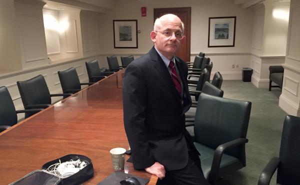 Washington, D.C., attorney Jeffrey Lovitky has taken it upon himself to sue President Trump.