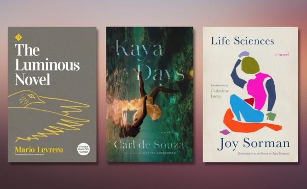 The Luminous Novel, Kaya Days, and Life Sciences