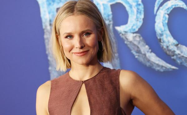 Kristen Bell attends the world premiere of Disney's Frozen II held at Dolby Theatre last month in Hollywood.