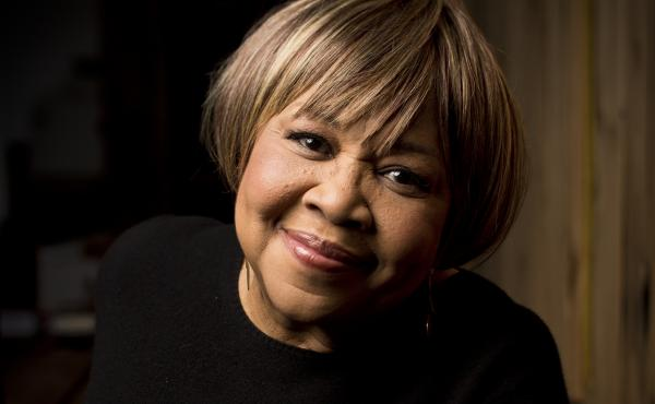 """""""I tell you,"""" Mavis Staples says, """"I watch the news sometimes and I think I'm back in the '60s."""" The gospel legend was recently recognized at the Kennedy Center Honors."""