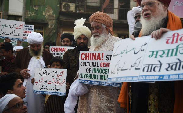 INDIA-CHINA-POLITICS-RELIGION-ISLAM