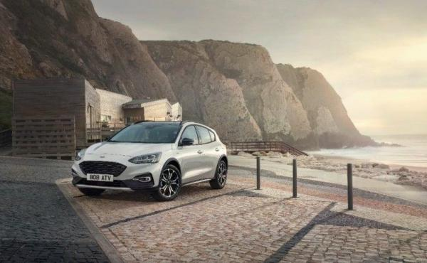 The Ford Focus Active, a small crossover car currently sold in Europe, was slated to begin production in China for the U.S. market. Ford canceled those plans, citing tariffs imposed by the Trump administration.