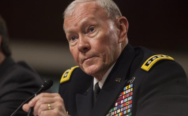 Retired Gen. Martin Dempsey, former chairman of the Joint Chiefs of Staff, is speaking out against President Trump's call to use military force to suppress nationwide protests over police brutality.