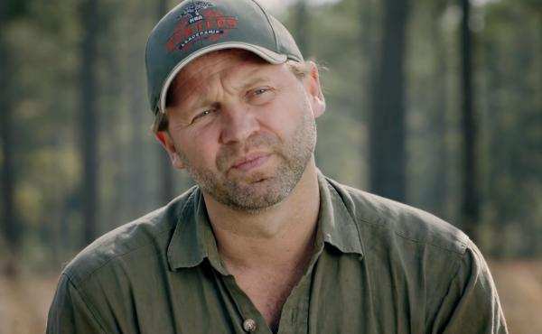 Joshua Powell appears in Trust the Hunter in Your Blood, a National Rifle Association fundraising film on YouTube.