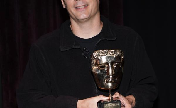 Tim Sweeney is awarded during the BAFTA Presents Special Award to Epic Games at The London on June 2019. Sweeney told NPR he is suing Apple and Google in a bid to attack practices he claims are monopolistic and exploitative.