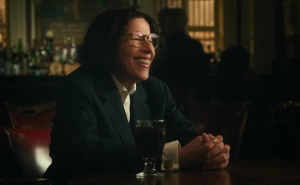 Fran Lebowitz talks about a wide variety of topics — including her stint as a New York City cab driver — in the Netflix series Pretend It's a City.
