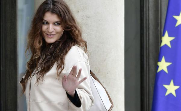 French secretary of state for equality between men and women, Marlène Schiappa, in Paris in 2017.