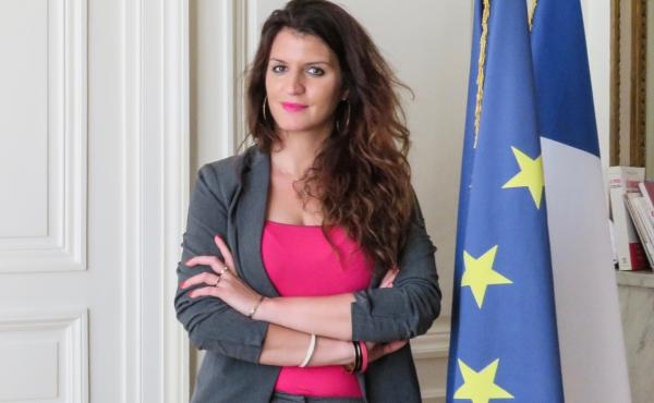 Marlene Schiappa started a blog, Maman Travaille (Mom Works), that quickly grew into a 10,000-woman advocacy network. As gender equality minister, she wants to criminalize sexual harassment on the streets. President Emmanuel Macron has tasked her with tac
