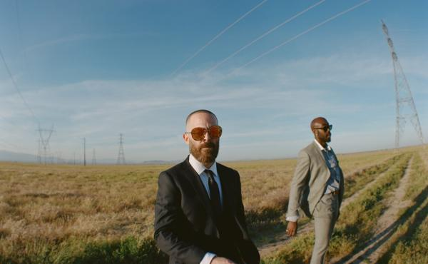 Freddie Gibbs (right) seems born to spit over The Alchemist's productions. Their new album, Alfredo, is a delicious portmanteau of their names.