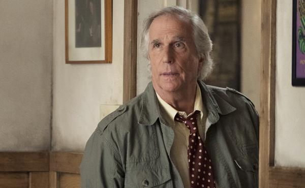 Henry Winkler won an Emmy Award for playing acting teacher Gene Cousineau on the HBO series Barry.