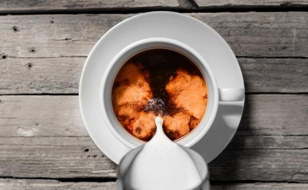 """Michael Pollan gave up caffeine entirely for three months while working on his audiobook, Caffeine. """"I recommend it,"""" he says of his time without the drug. """"I had some great sleeps."""" But he didn't realize that a temporary """"loss of confidence"""" and lack of"""