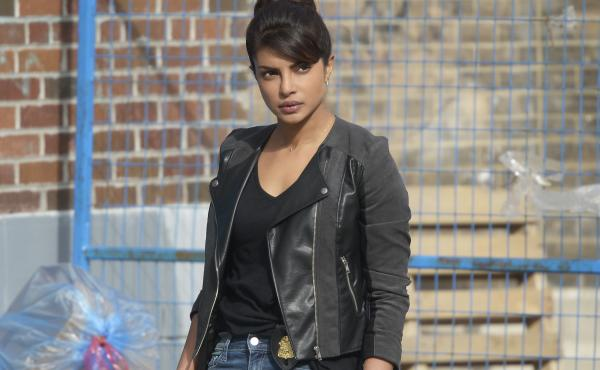 Priyanka Chopra plays Alex Parrish in ABC's Quantico.