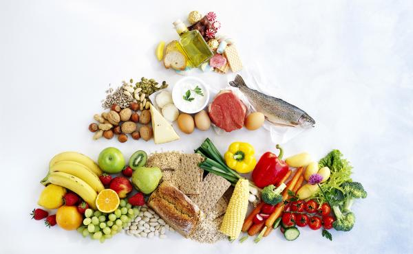 The Mediterranean diet involves lots of whole grains, vegetables, beans, nuts, olive oil, fish and smaller amounts of dairy, poultry and even a little red wine (if you like). A panel of experts convened by U.S. News and World Report gave this pattern of e
