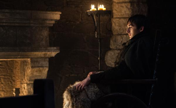 """Quoth the Three-Eyed Raven, """"Nevermind"""": In Game of Throne's Season 7 finale, """"The Dragon and the Wolf,"""" Bran (Isaac Hempstead Wright) doesn't flake."""