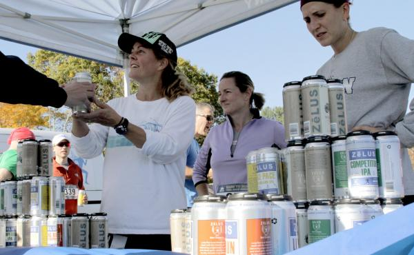 More lower-alcohol, lower-calorie beers are being marketed as part of an active lifestyle, and are even being offered after long runs or sporting events.