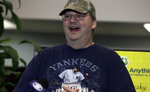 Mike Weirsky, a New Jersey man who left his $273 million jackpot-winning Mega Millions lottery ticket at the store where he bought it, says he's going to reward whoever returned it.