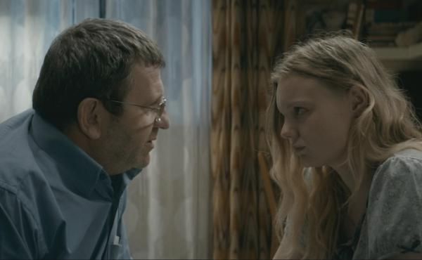 Romeo (Adrian Titieni) and Eliza (Maria-Victoria Dragus) in Graduation, writer-director Cristian Mungiu's tale of the tiny, everyday compromises that destroy the soul.