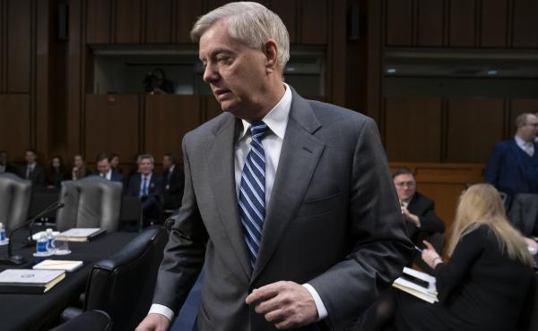 "Senate Judiciary Committee Chairman Lindsey Graham, R-S.C., has vowed to launch an investigation into whether officials at the Justice Department and the FBI were plotting a ""bureaucratic coup"" to oust President Trump."