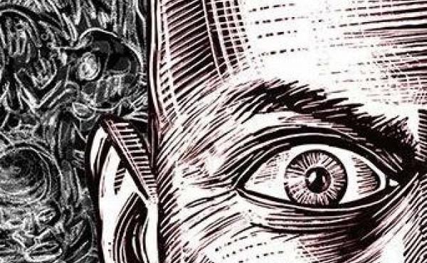 Joseph Conrad's Heart of Darkness, illustrated by Peter Kuper