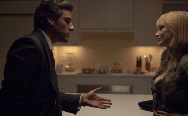 Oscar Isaac and Jessica Chastain star in A Most Violent Year.