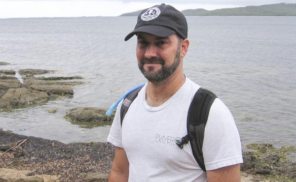 Environmental activist Luis Jorge Rivera Herrera is the 2016 recipient of the Goldman Environmental Prize.