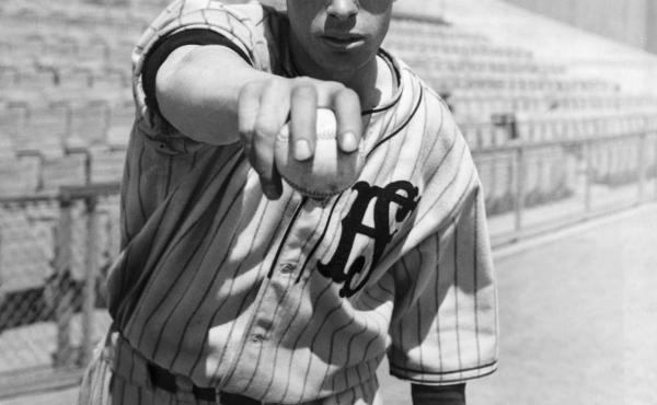A young Joe DiMaggio was a hitter for hire, playing with whatever local ball club could pay him. Then his semi-pro successes brought him to the San Francisco Seals, and from there to the major leagues — and the rest is history.