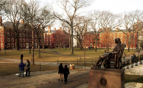 A group of professors at Harvard Law School in Cambridge, Mass., has slammed the school's new sexual assault policy, saying it gives victims an unfair advantage.